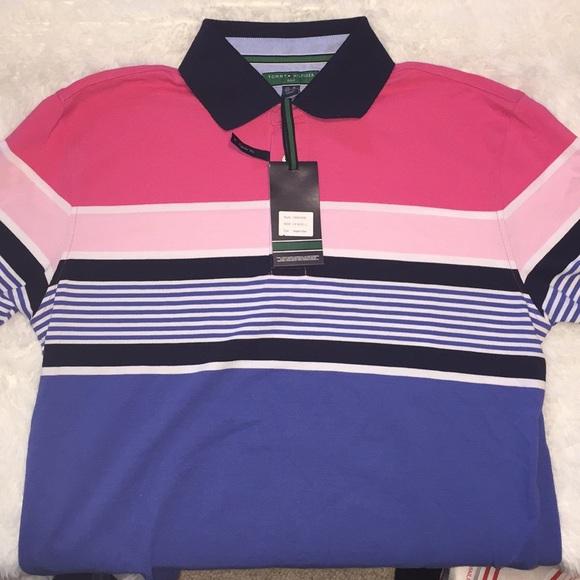 Tommy Hilfiger Other - NWT Tommy Hilfiger Golf shirt. Medium regular fit